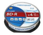 BD-R ESPERANZA 25GB x4 (Cake 10) BluRay
