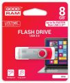 GOODRAM TWISTER RED 8GB USB3.0