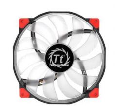 Thermaltake Wentylator Luna 20 LED Red (200mm, 800 RPM) Retail/Blister