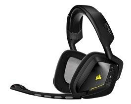 Corsair Gaming Headset VOID RGB Wireless Dolby 7.1              CG-Void Wireless-Carbon BLACK