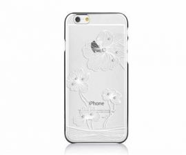 Comma Crystal Flora 360 Silver etui iPhone 7