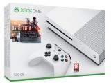 Microsoft Xbox One S 500GB + Battlefield 1  ZQ9-00038