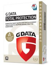 G Data Total Protection 1PC 1ROK BOX