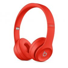 Apple Beats Solo3 Wireless On Headphones - PRODUCT RED