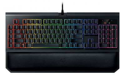 Razer BlackWidow Chroma V2 Green Switch klawiatura gamingowa