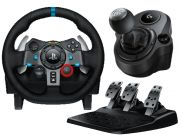 Kierownica Logitech G29 Racing Wheel + Force Shifter