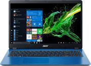 "Notebook Acer Aspire 3 15.6""FHD /i3-1005G1/4GB/SSD256GB/UHD/W10S Blue"