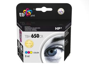 TB Print Tusz do HP DJ 2515 Color ref.   TBH-650CR